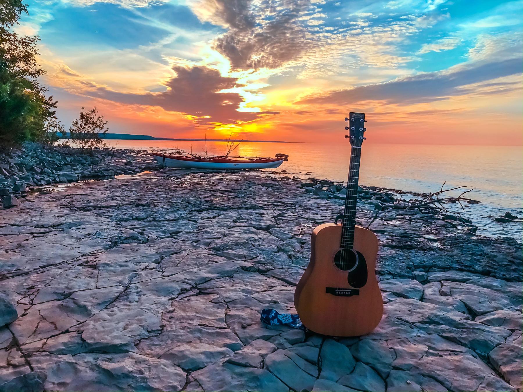 jake guitar for invite
