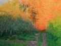 Magic Hour oil on canvas 20x30 $850.00 Mark Hope